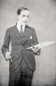 Einar Wegener, 1929