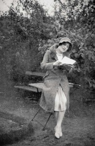 Lili Elbe, Copenhagen, October 1930