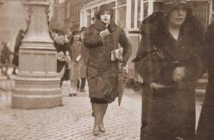 Lili, Copenhagen, 1931