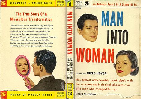 Man into Woman, 1953 edition