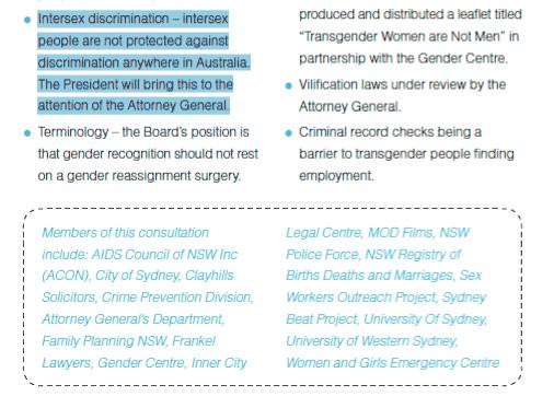 NSW Anti-Discrimination Board (NSW ADB) Annual Report 2008-2009 Released