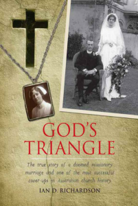 "An annulment of marriage due to being intersex, ""God's Triangle"" by Ian D Richardson"