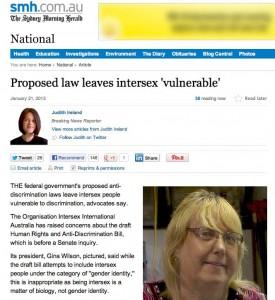 Gina Wilson, interviewed by Fairfax