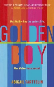 "Tarttelin, ""Golden Boy"" (UK Edition)"