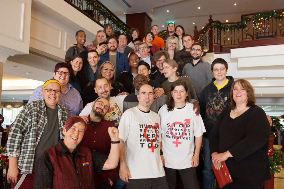 Third International Intersex Forum, 2013