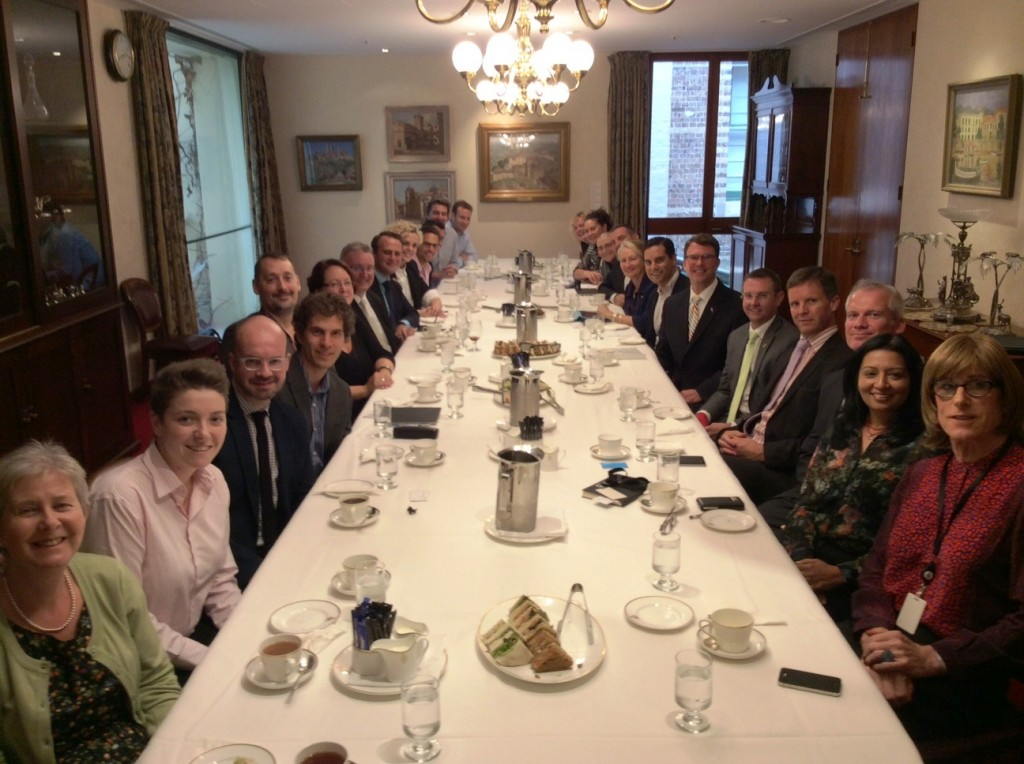 NSW Parliamentary round table meeting