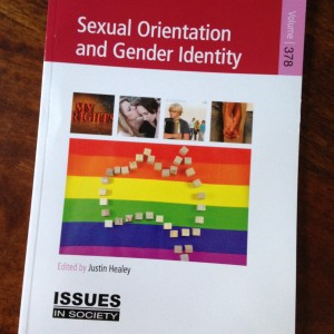 """Schoolbook on """"Sexual Orientation and Gender Identity"""", and intersex status"""