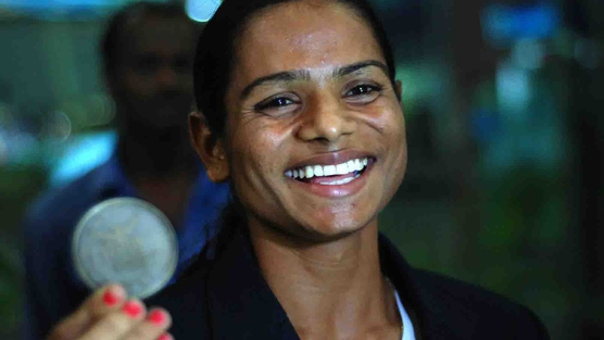 Petition: let Dutee Chand run