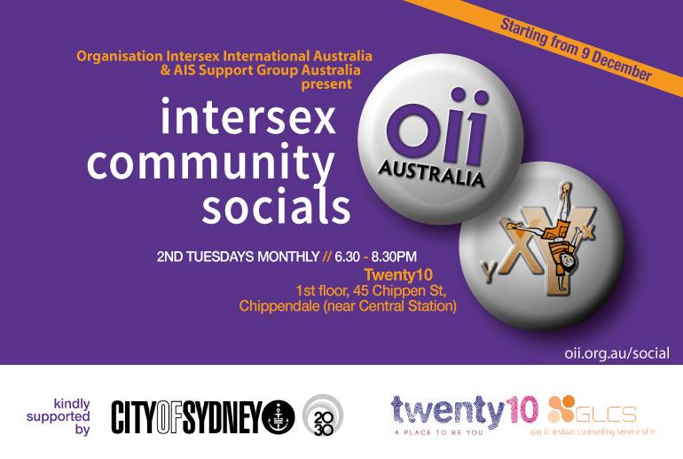 Open social events start