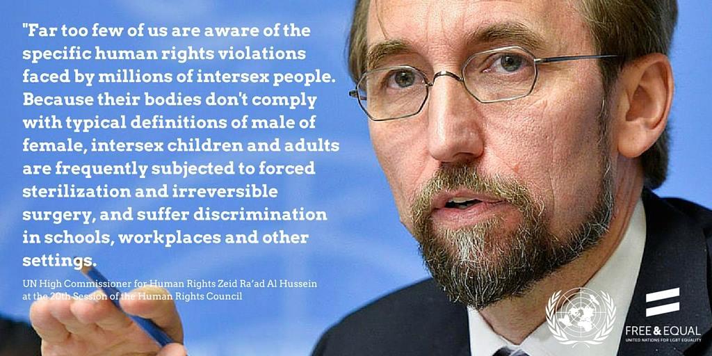 Statement by Zeid Ra'ad Al Hussein