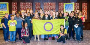 Fourth International Intersex Forum participants