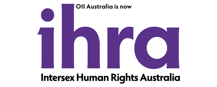 OII Australia is now Intersex Human Rights Australia