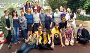 Darlington 2 retreat participants