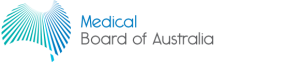 Medical Board of Australia logo